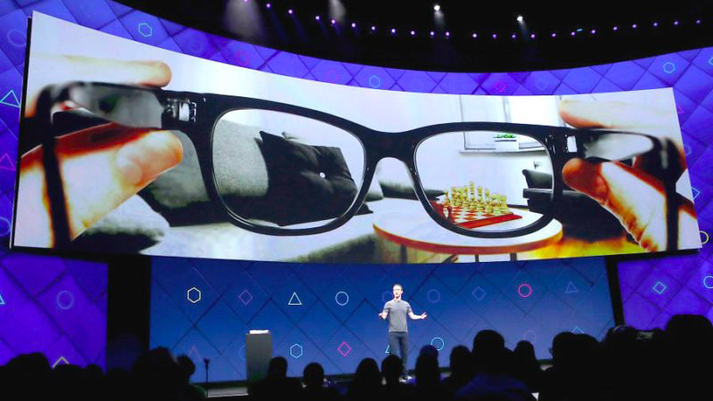 Des lunettes AR signées Facebook pourraient bientôt voir le jour !