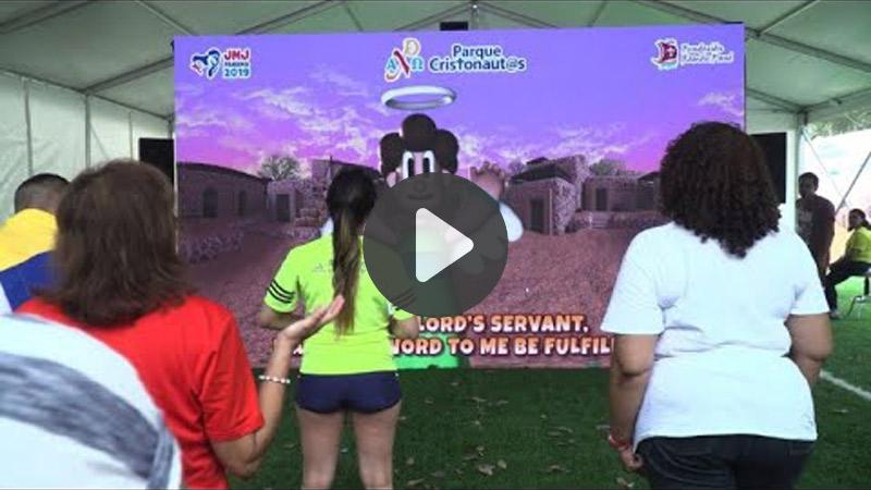 TOP 5 vidéos de la semaine : la VR se met au service de la religion !
