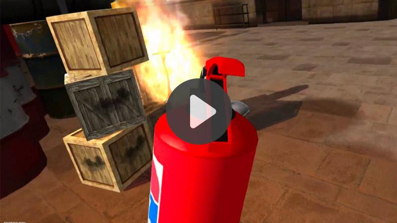 TOP 5 vidéos de la semaine : une formation incendie en VR !