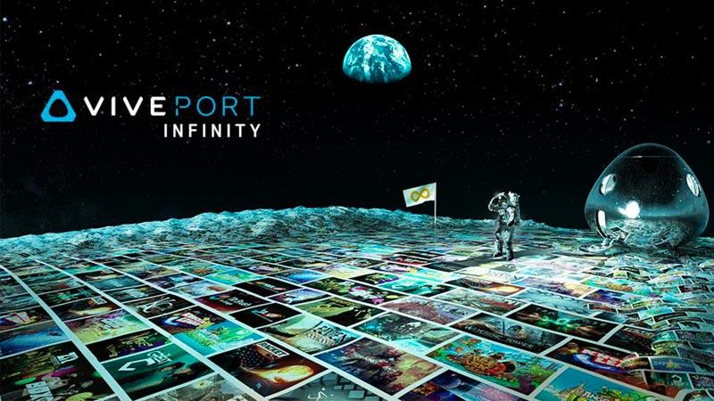Découvrez HTC Viveport Infinity, le Netflix de la VR !