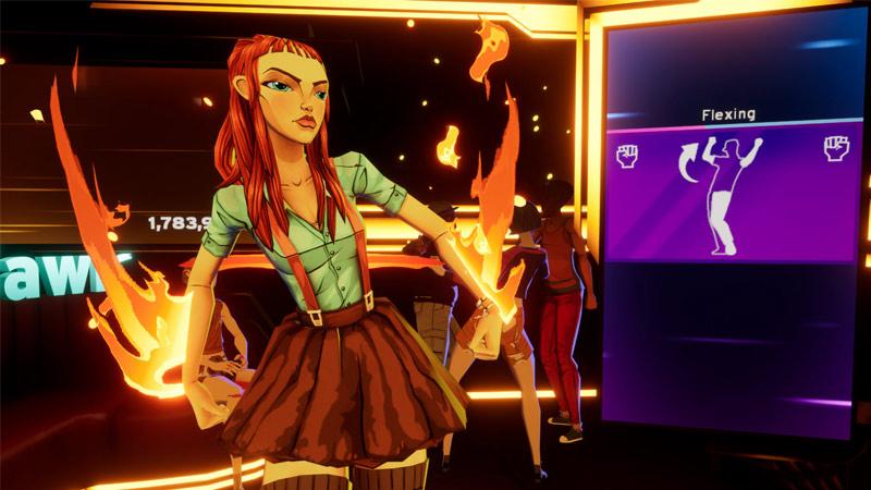 Dance Central VR : le jeu en VR qui vous fera danser !