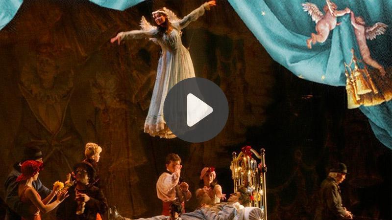TOP 5 vidéos de la semaine : les coulisses du Cirque du Soleil à 360° !