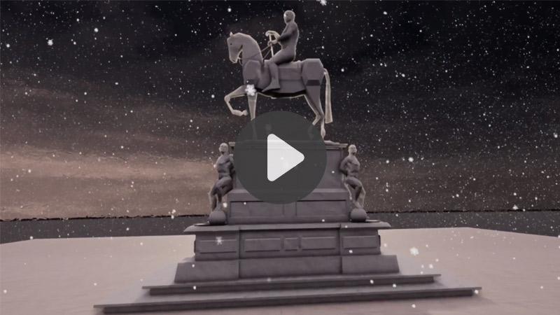 TOP 5 vidéos de la semaine : Paris sous la neige grâce à la VR !