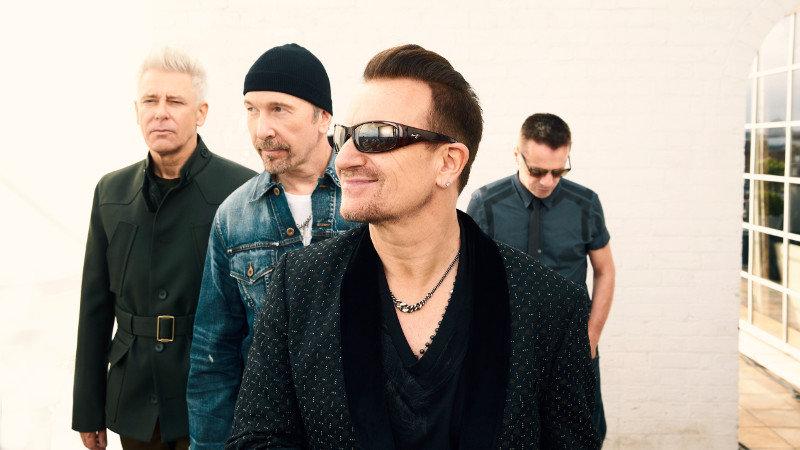 Le dernier clip de U2 en réalité virtuelle