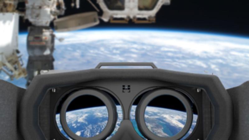 SpaceVR, l'infini et au delà !