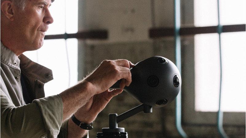 La nouvelle caméra OZO pour une expérience en 360° inédite