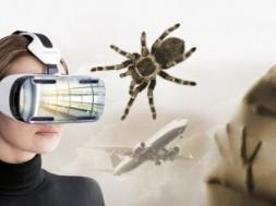 réalité virtuelle et phobie