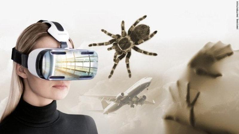 La réalité virtuelle pour combattre vos phobies