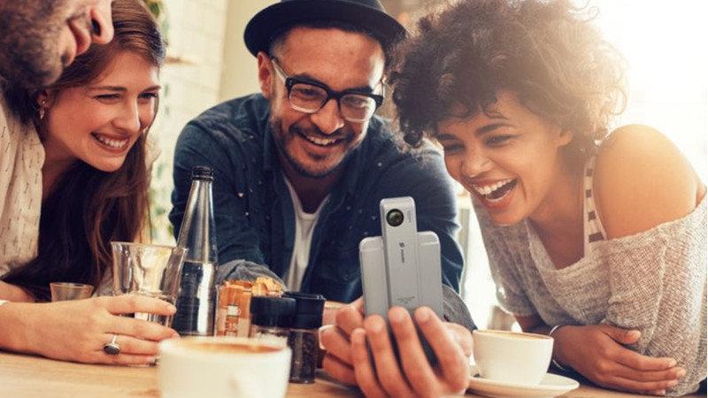 Insta360 Nano : la caméra 360° pour iPhone