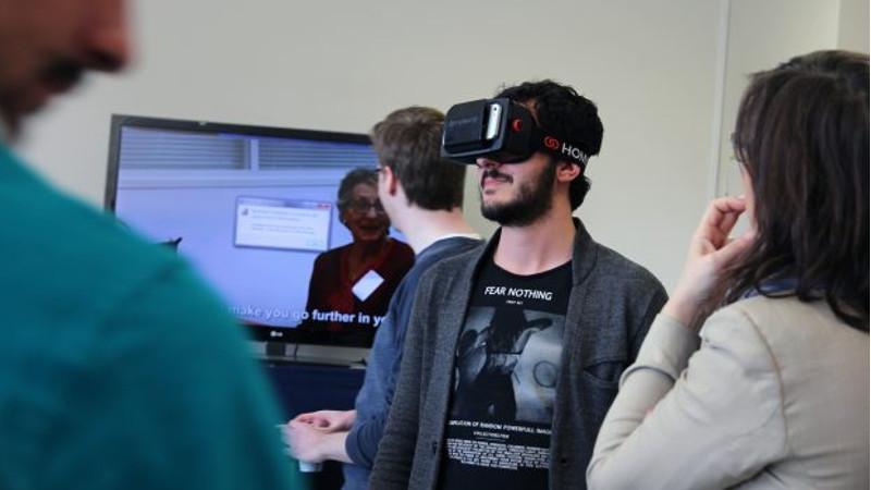 La réalité virtuelle pour repenser l'Éducation