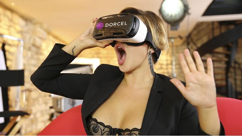 La pornographie VR a le vent en poupe