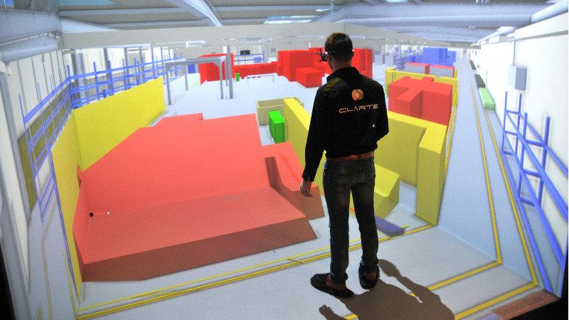 Yulio : la plateforme VR dédiée aux architectes et ingénieurs
