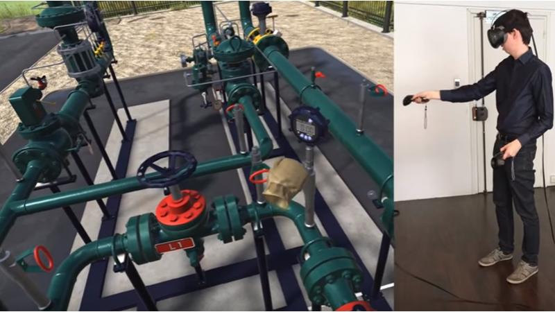 Les technologies VR/AR pour former les techniciens