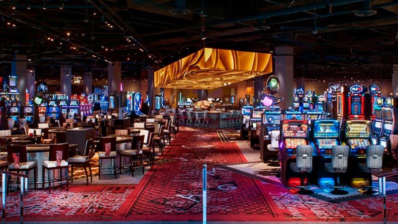 Un premier casino en réalité virtuelle