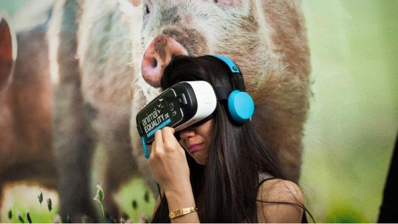 La réalité virtuelle s'invite dans une Cour de Justice