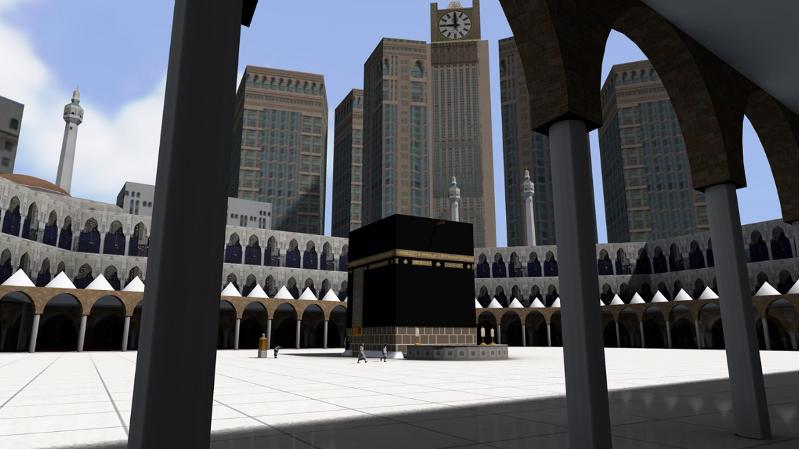 L'expérience 360° de la semaine : Un pèlerinage à 360°