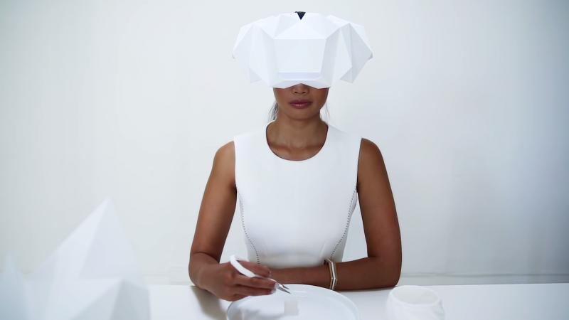 La réalité virtuelle s'invite dans votre cuisine