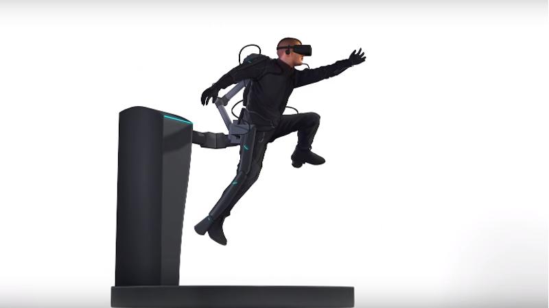 AxonSuit : la combinaison pour réalité virtuelle