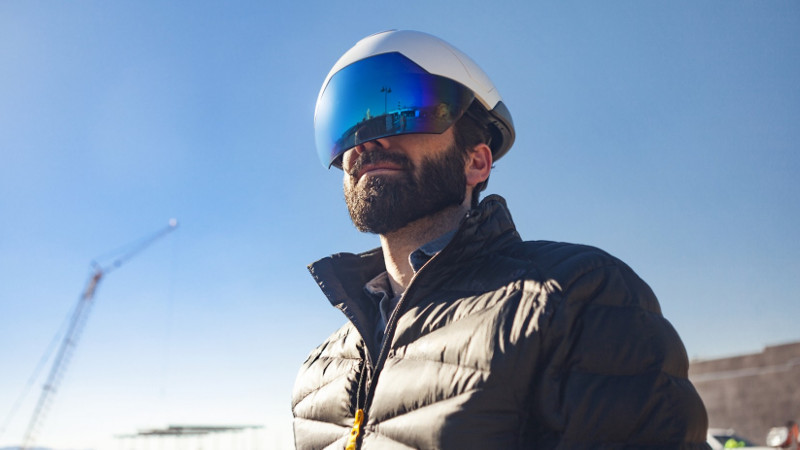 À la rencontre du fabricant de casque de réalité augmentée Daqri