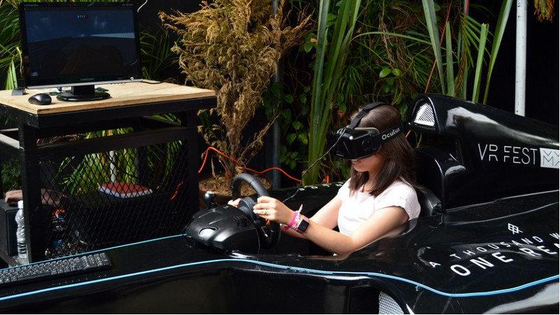 Le premier festival VR d'Amérique latine s'est déroulé au Mexique