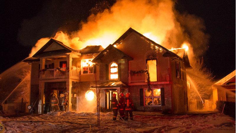 La réalité virtuelle pour sensibiliser aux incendies