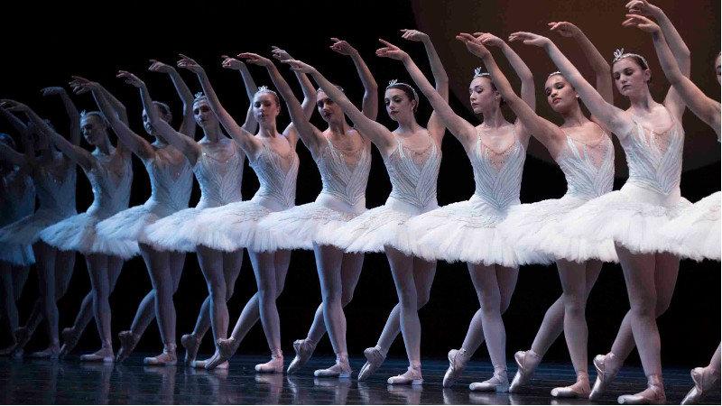 Un ballet en réalité virtuelle