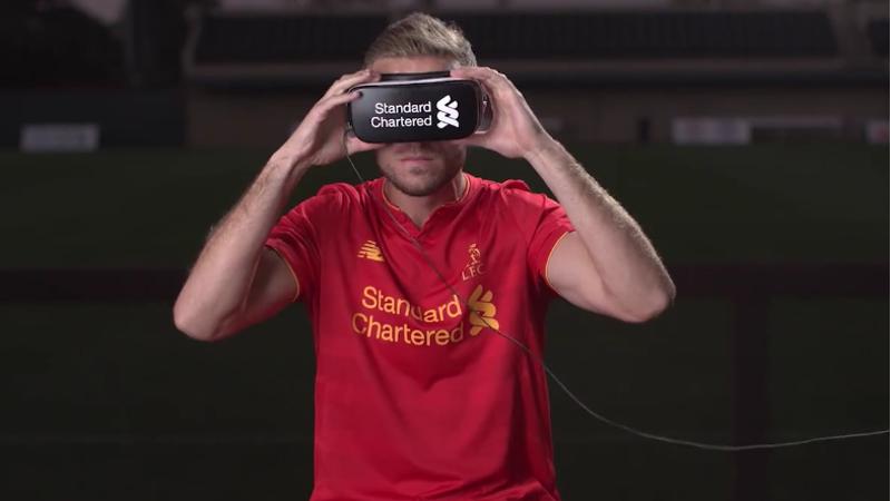 La réalité virtuelle investit les stades de foot