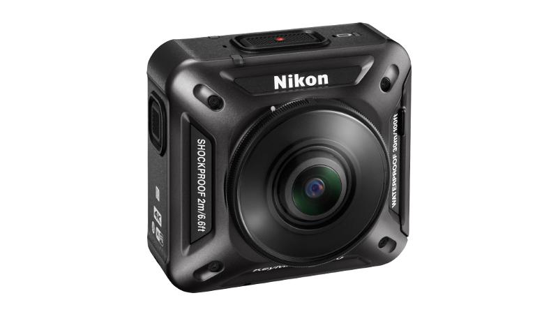 Nikon dévoile à son tour sa caméra 360°
