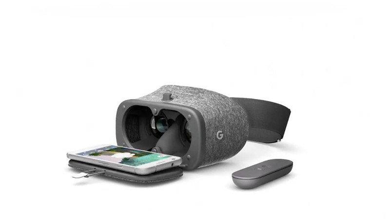 Daydream View : le casque de réalité virtuelle par Google