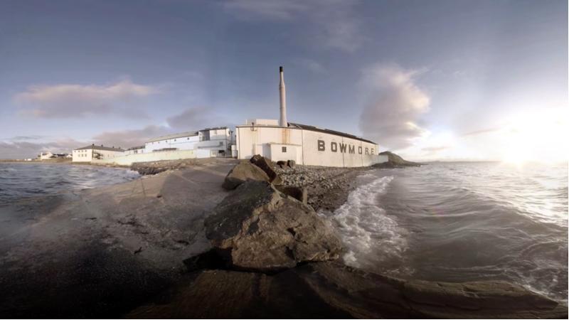 L'expérience 360° de la semaine : à la découverte d'une fabrique de Whisky écossaise