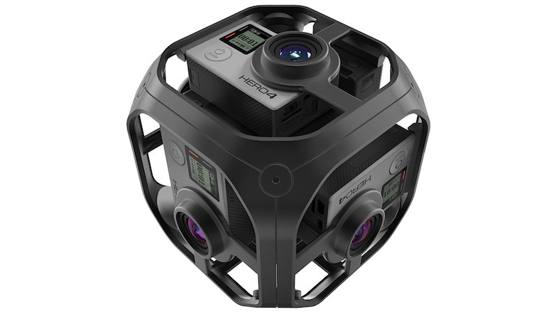 Omni : la caméra de GoPro pour filmer à 360°