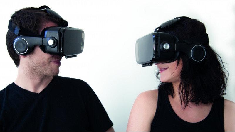 Orange dévoile son propre casque de réalité virtuelle