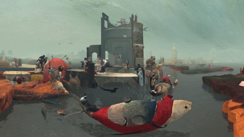 L'expérience 360° de la semaine : plongez dans la peinture de Jérôme Bosch
