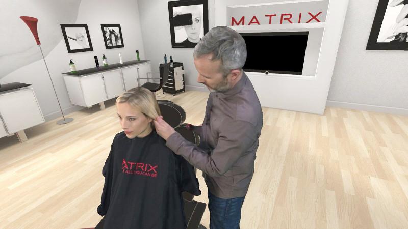 L'Oréal lance des cours de coiffure en réalité virtuelle