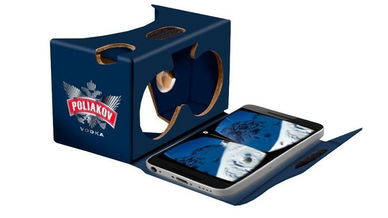 Poliakov dévoile une application VR pour ses fans