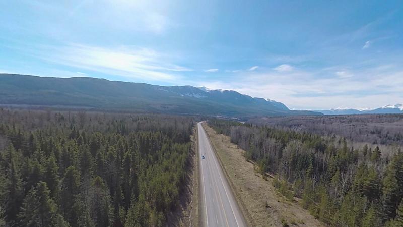 L'expérience 360° de la semaine : à la découverte de l'autoroute des larmes