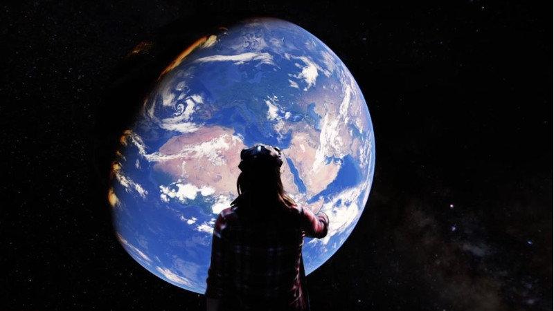 Google met le monde à portée de la main en VR