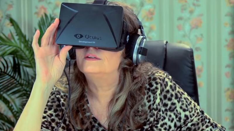 La VR au service du troisième âge