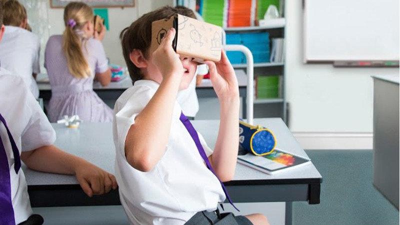 Google veut démocratiser la VR dans les écoles britanniques