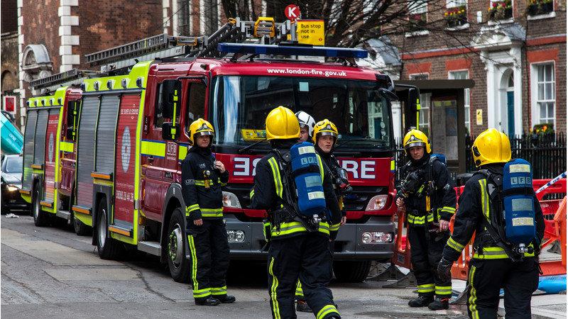Un film en VR pour rendre hommage aux pompiers londoniens