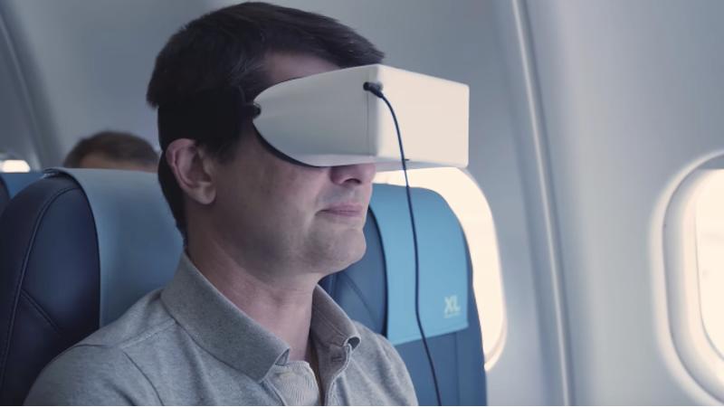 Corsair intègre la VR dans ses vols