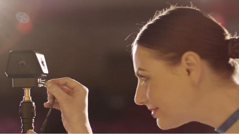 Orah dévoile sa caméra pouvant filmer à 360°
