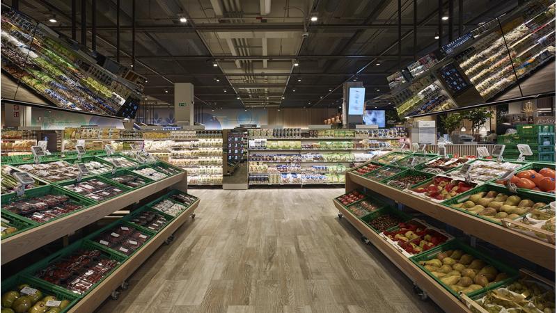Un supermarché connecté grâce à la réalité augmentée