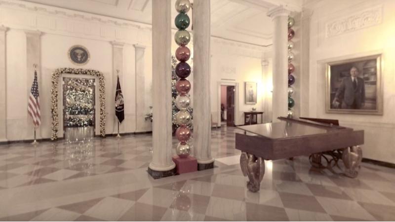 La vidéo 360° de la semaine : à la découverte de la Maison-Blanche