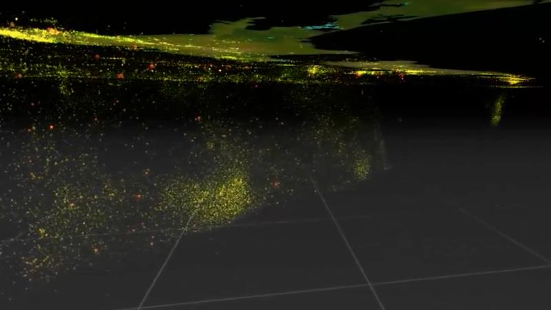 La VR afin de représenter des tremblements de terre