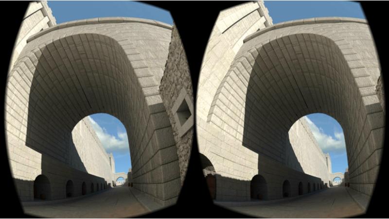 Découvrez le vieux Jérusalem en réalité virtuelle