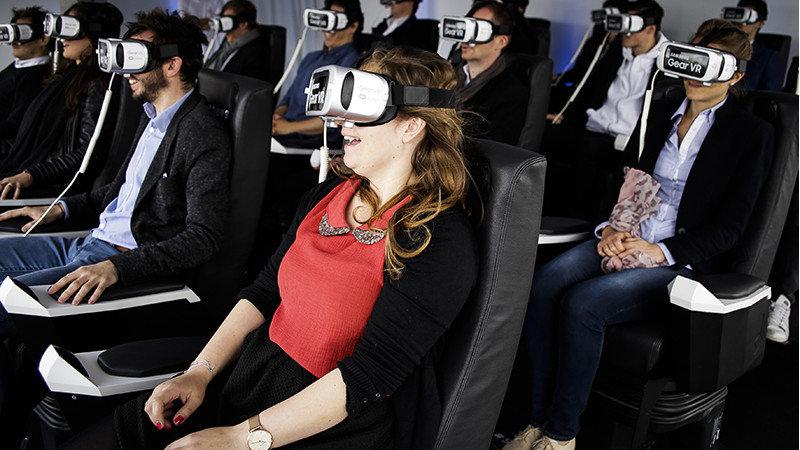 Samsung exporte la réalité virtuelle à Paris