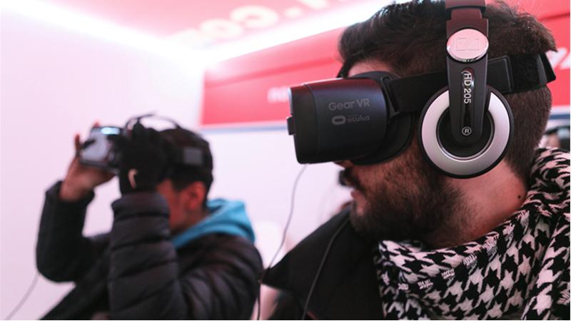 Une compagnie norvégienne fait sa promotion en VR