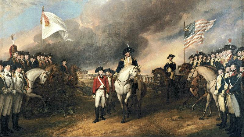 L'expérience 360° de la semaine : au coeur de la révolution américaine