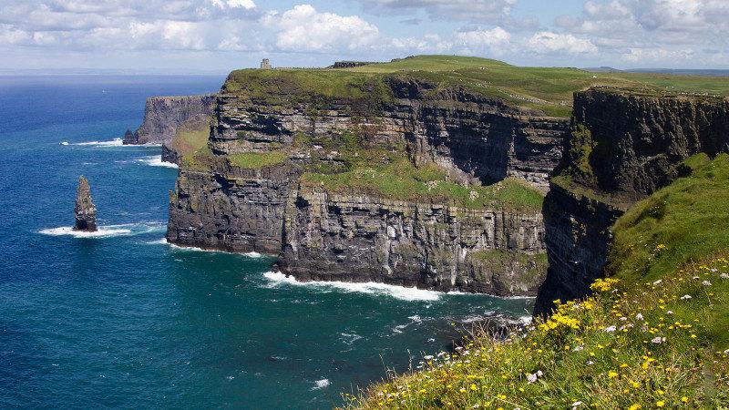 L'expérience 360° de la semaine : à la découverte des falaises de Moher